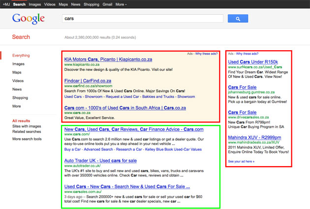 picture of wip marketing display advertising ppc campaign