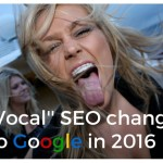 picture of san diego seo specialist vocal changes to google in 2016